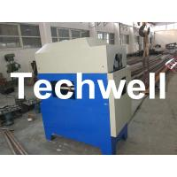 Cheap Custom Automatic Downpipe Elbow Machine / Down Pipe Roll Forming Machine for sale