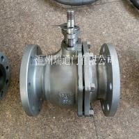 Cheap Q41F-10K JIS flange ball valve for sale