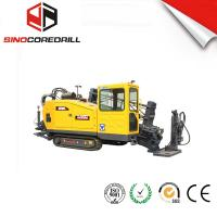 Cheap 20 Tons Horizontal Directional Drilling Equipment with 112KW power engine for sale