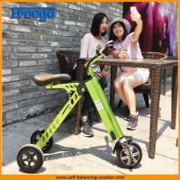 Cheap 36V 250W Foldable Electric Scooter Light Weight Portable Electric Bicycle Ebike wholesale