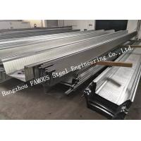 China Customized Metal Deck Sheet Comflor 210, 225, 100 Equivalent Composite Metal Floor Decks on sale