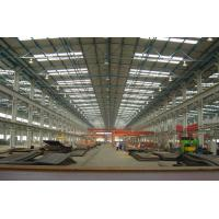 Structural Pre Engineered Warehouse Steel Buildings 40 Years Service Life
