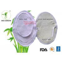 Cheap Ultra Soft Bamboo Underarm Sweat Pads Breathable Waterproof Laminated PUL Founded for sale