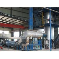 Cheap Capacity 1-2t/h Natual Gas Perlite Expansion Furnace Plant From China for sale