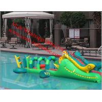 Cheap Inflatable Water Obstacles  Inflatable Water Park for sale