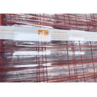 Buy cheap OD 40mm tube Temporary Fencing Panels For SYDNEY and NZ market 2.1mx2.4m Mesh 60mm*150mm from wholesalers