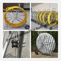Cheap China export Reel duct rodder,best quality HPDE reel rodder for sale