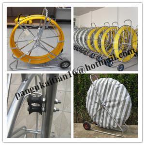 Quality frp duct rod, Fiberglass rod,Fiberglass conduit rod reel,CONDUIT SNAKES wholesale