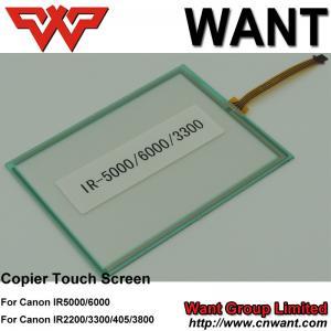 Cheap canon IR5000 IR2200 IR3300 GP405 Copier touch panel IR 2200 5000 GP 405 touch screen copier parts FG6-0365 FH6-0834 wholesale