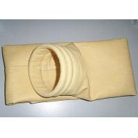 Cheap Dust collector aramid filter bag industrial micron filter bags 2mm thickness for sale