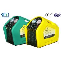 Cheap Auto Refrigerant R134A Recovery Machine , CE Portable Commercial Vacuum Pump for sale