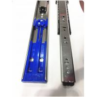 Buy cheap 4503SC Soft Close Travel Of 52mm Ball Bearing Drawer Slides 45 Kgs 100lb Load from wholesalers