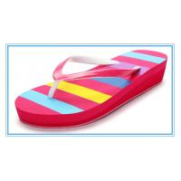 China customized wholesale slip resistant women casual sandals,  beach flip flops slippers on sale