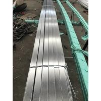 Cheap 304L 10*10*6000mm Stainless Steel Square Bar Hairline Polished Cold Rolled for sale