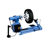 Cheap Low Profile Semi-auto Car/ Truck Tyre Changer 3ph / 400V / 50Hz With Double Helper Arm for sale