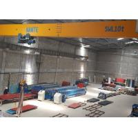 Buy cheap Electric Single Girder Overhead Bridge Cranes Traveling Type LDX3t-18m from wholesalers