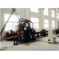 Cheap custom CNC angle punching line for sale