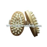 China wooden massage comb on sale