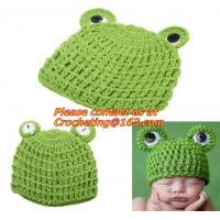 Cheap Newborn Turtle Knit Crochet Clothes Beanie Hat Outfit Photo Props for sale