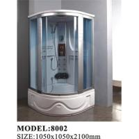 China Computer Control Shower Cabin with background lamp on sale