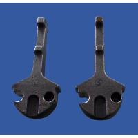 Black 60Si2Mn Steel Rail Anchors / Section Bar heat - treated For Railroad