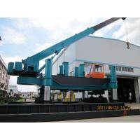 Buy cheap Silent Hydraulic Piling Rig Machine 460 Tons Piling Capacity Eco - Friendly from wholesalers