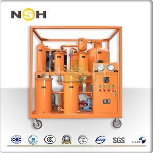China Sino-NSH portable transformer oil reprocessing equipment on sale