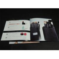 Education Booklet Catalogue Printing Service Glossy Paper Case Bound
