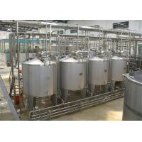China 20T/H Concentrated Juice Machine For Three Effect Evaporator on sale