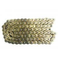 Cheap Motorcycle Transmission Chain and sprocket kit for sale