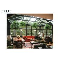 Cheap Electrophoresis Environmental Glass Enclosed Sunroom For Office Easy To Install for sale