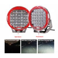 Cheap Waterproof IP68 9 inch 96w led work light kit for 4WD and heavy-duty truck for sale
