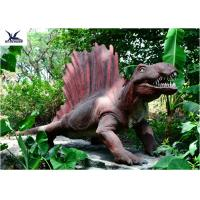 Cheap Forest Full Size Amusement Realistic Dinosaur Statues Animatronic Robot Dinosaurs for sale