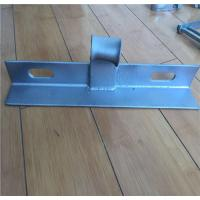 Cheap Electric Power Line Fittings Cross Arm Angle Iron Q235 Mild Steel Material for sale