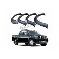 Cheap Wide Extended Pocket Wheel Arch Fender Flares For Nissan Navara D40 Truck Accessories for sale