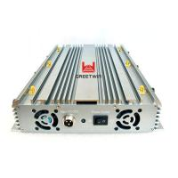 China VHF UHF Light In Weight Cell Phone Signal Jammer Jamming up to 80 Meters on sale