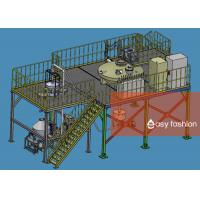 China High efficient Centrifugal Atomization Equipment for Mg Al Powder Production on sale