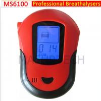 Cheap Police Alcohol Tester  MS6100 for sale