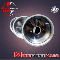 Cheap Vitrified Bond Diamond Grinding Wheel Cup Grinding Wheel for Machining PCD/PCBN Tools alan.wang@moresuperhard.com for sale