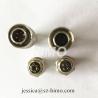 Buy cheap circular 4pin electrical parts Hirose push pull pin connectors for digital from wholesalers