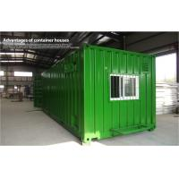 Cheap 20ft Recycled Shipping Container House For Storage House / Office for sale