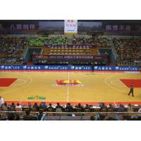 Cheap Lightweight Inside Giant Led Stadium Display High Definition 4mm Pixel Pitch for sale