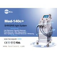 Buy cheap Pains Free  SHR Hair Removal Devices , Skin Rejuvenation Machine Med-140c+ from wholesalers