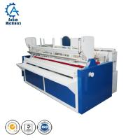 Cheap China product Jumbo Roll Toilet Tissue Paper Punching Rewinding Machine Hot sale for sale