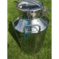 Cheap Milk Cans/ Dairy Milk Cans 20L Aluminum milk cans /stainless steel milk transport cans for sale