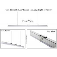 Cheap 7800lm linear led pendant light linear suspended lighting with