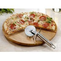 Cheap Customize FDA Standard Pizza Cutter Cake And Pizza Cheese Wheel With LOGO Printing wholesale