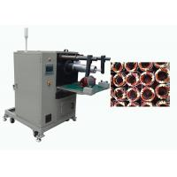 Cheap Motor Stator Slot Automatic Coil Inserting Machine For Fan / Washing Machine SMT-QX10 for sale