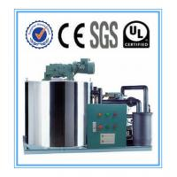 Cheap Fresh Water Flake Ice Machine For Supermarkets Poultry Preservation for sale