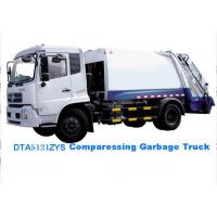 DTA5 Comparessing Garbage Truck